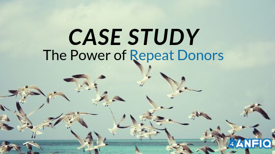 Case Study – The Power of Repeat Donors