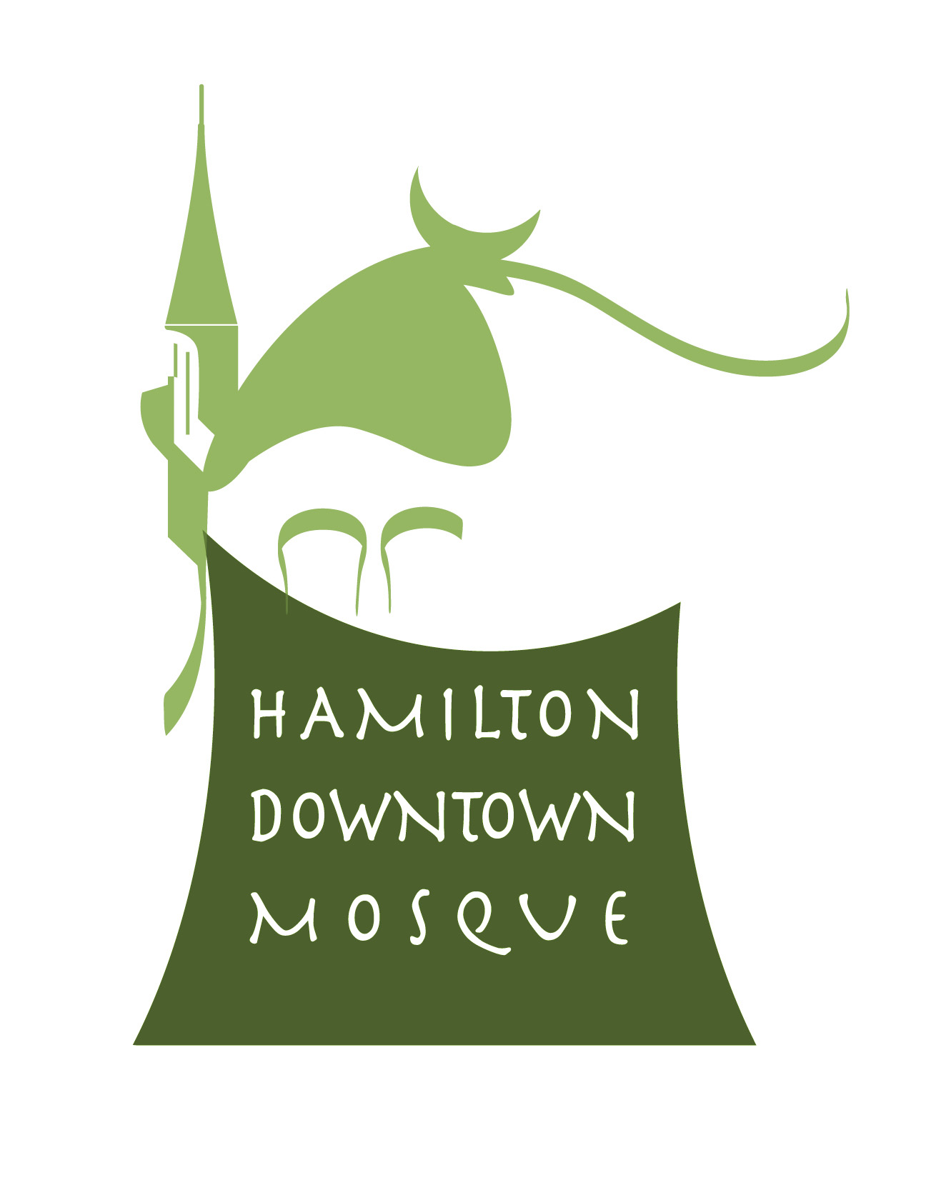 Hamilton Downtown Mosque logo