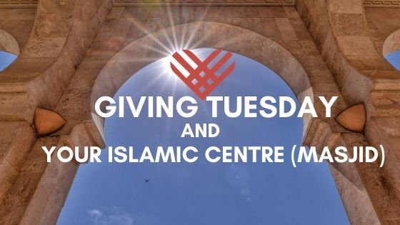 Giving Tuesday and your Masjid